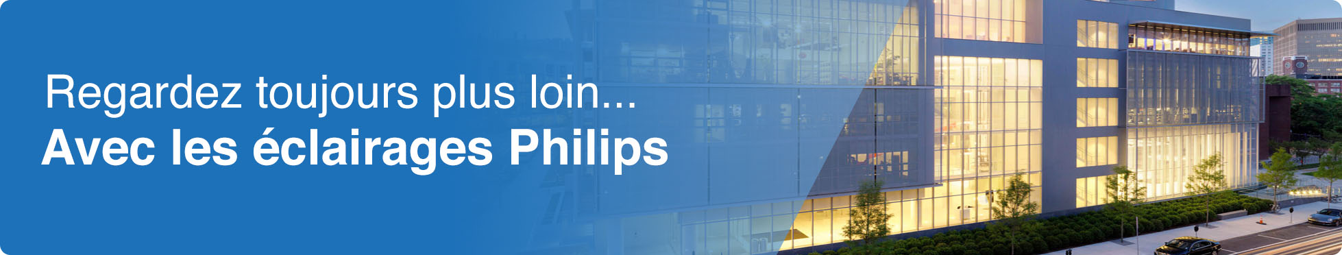 Eclairage Philips