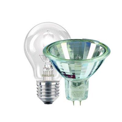 Ampoules halogènes
