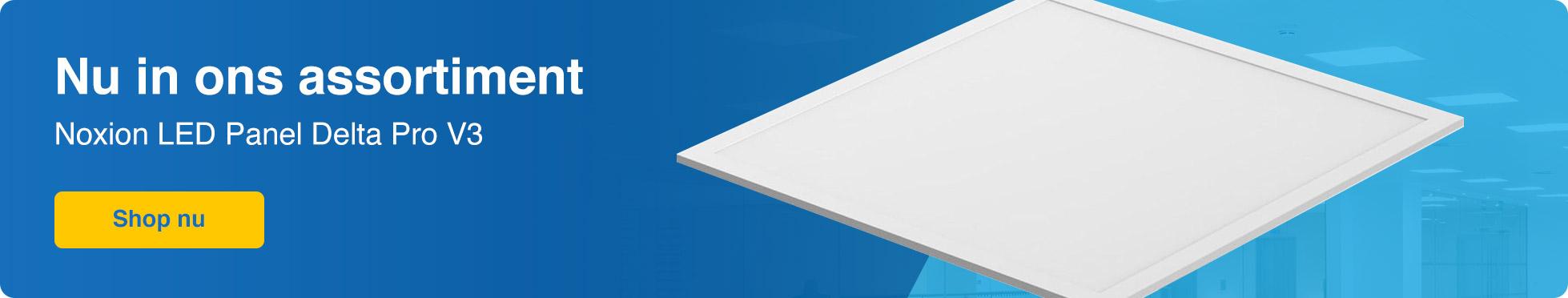 Noxion LED panel Delta pro v3.0