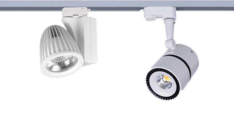 LED 3-fase Rail Armatuur