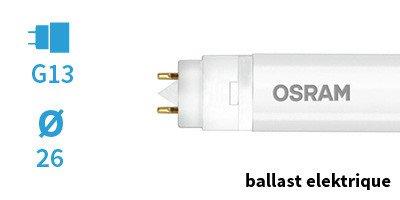 Osram Tubes LED Electroniques