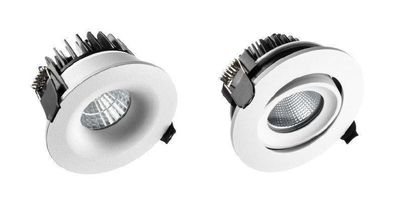 LED Geïntegreerde Inbouwspot