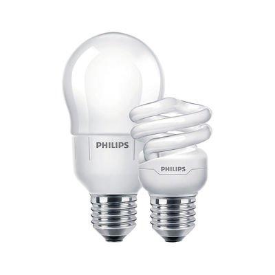 Philips Spaarlamp E14 / E27