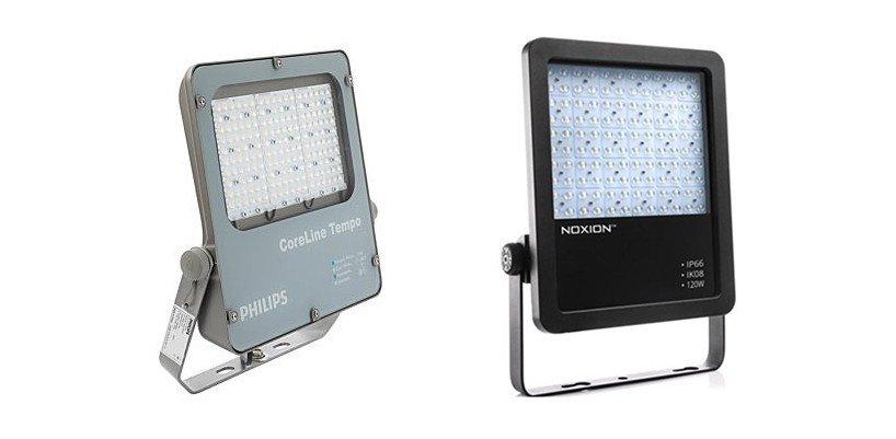 LED Floodlight Straler