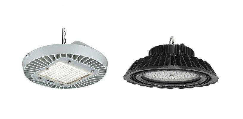 tous les luminaires led philips osram disc et noxion. Black Bedroom Furniture Sets. Home Design Ideas