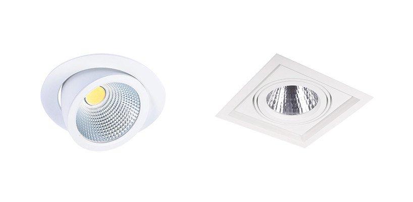 LED Inbouwspot, CDM vervanger