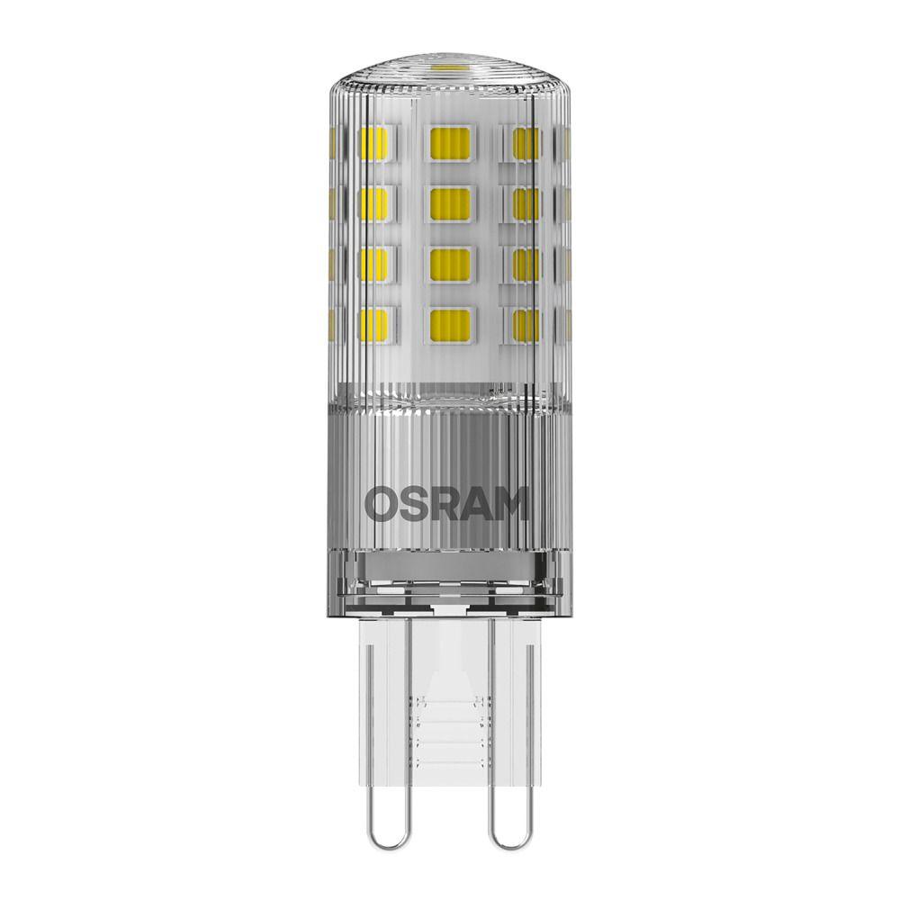 Osram Parathom LED Lamp G9 4W 827   Dimbaar - Zeer Warm Wit - Vervangt 40W