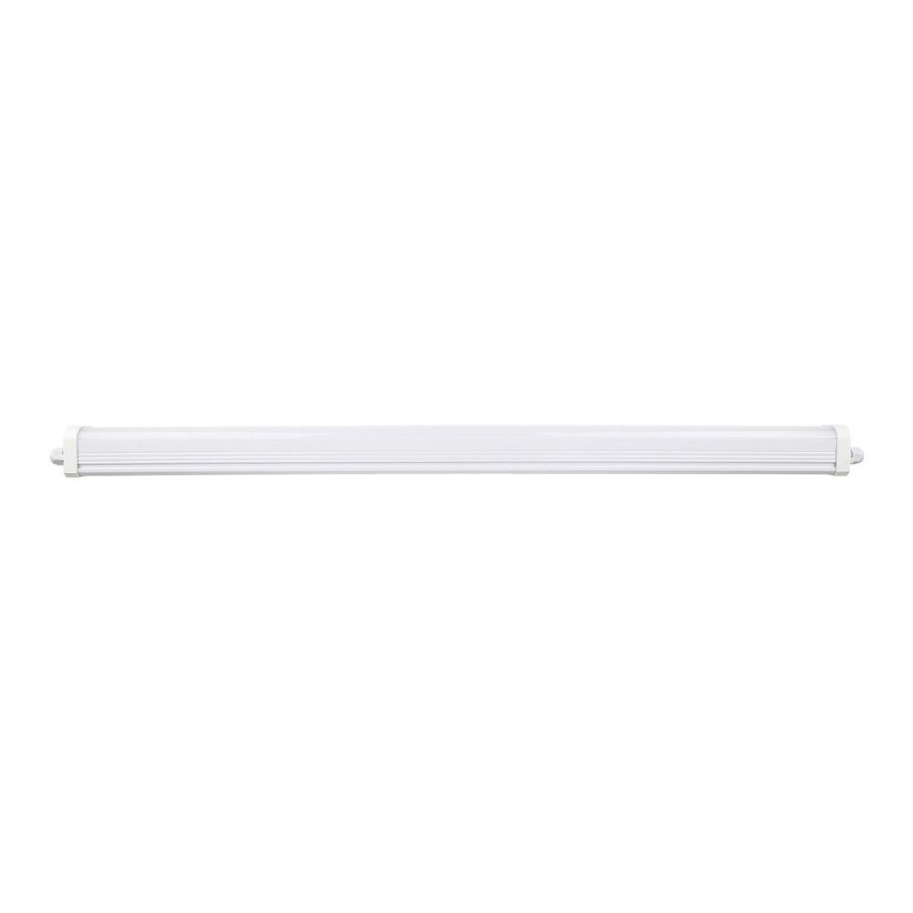 Noxion LED Waterdichte Montagebalk Ecowhite V2.0 120cm 36W 6500K IP65   Vervangt 2x36W