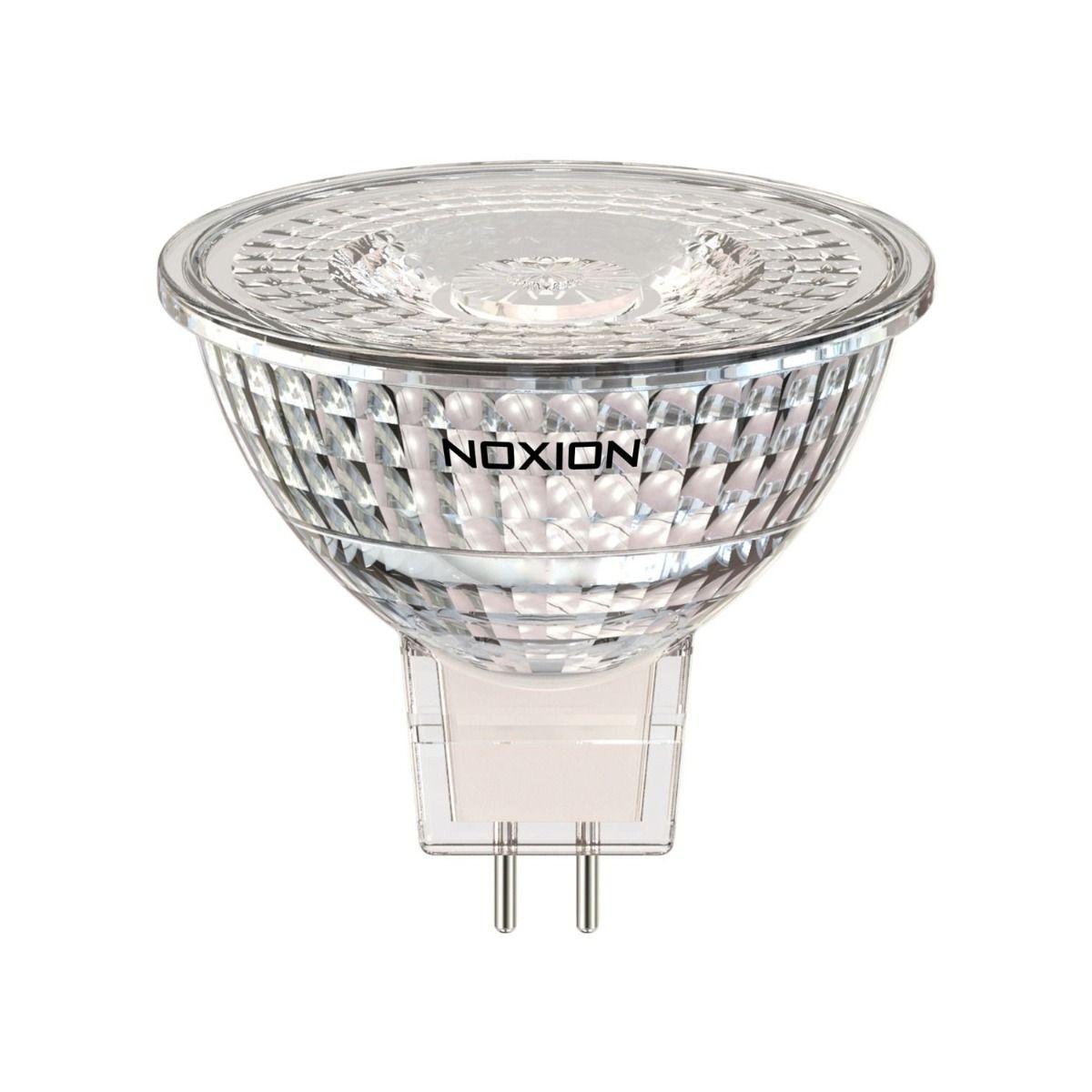 Noxion LED Spot GU5.3 5.3W 827 36D 470lm | Dimbaar - Zeer Warm Wit - Vervangt 35W