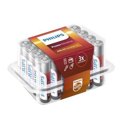 Philips AAA Ultra Alkaline Batterij 24 stuks