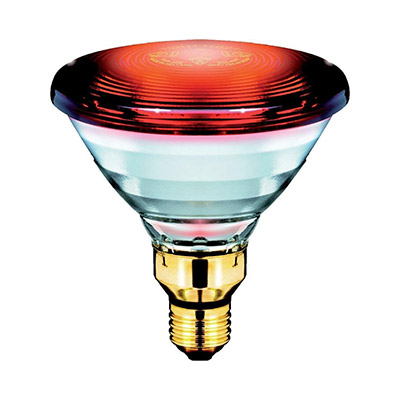 Lichtbron conventioneel Infrarood lampen